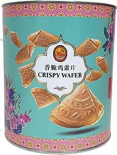 Fragrance Kueh Kapi Crispy Wafer,  400 g