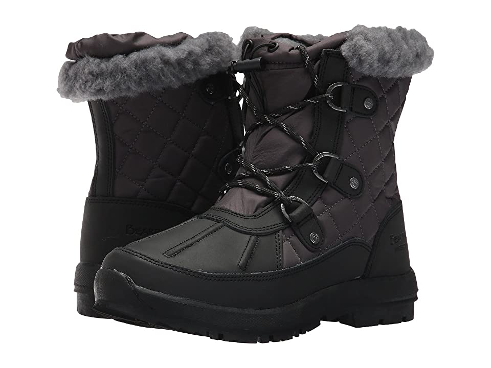 Bearpaw Bethany (Black/Gray Nylon) Women
