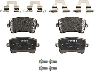4 St/ück 4-teilig - Ferodo FDB4235 PREMIER Bremsbelagsatz Scheibenbremse -