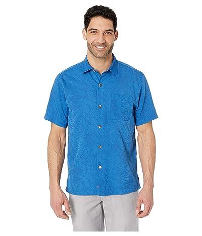 Tommy Bahama Camden Coast Shirt (Monaco Blue) Men