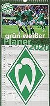 grün-weißer Planer 2020