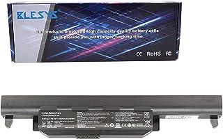 BLESYS 10.8V 6-Célula A32-K55 Compatible con ASUS K45VS K45VJ K55 K55A K55DR K55N K55V K55VD K55VJ K55VM K55VS K75 K75DE K75V K75VD K75VJ K75VM Serie A41-K55 Batería de computadora portátil