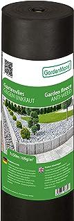GardenMate 1mx50m Rollo Malla geotextil 105 g/m² -