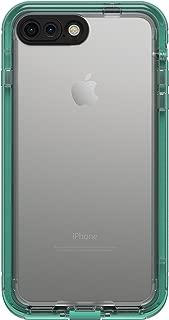 LifeProof NÜÜD SERIES Waterproof Case for iPhone 7 Plus (ONLY) - Retail Packaging - MERMAID (SOFT MINT/TALISIDE TEAL/CLEAR)
