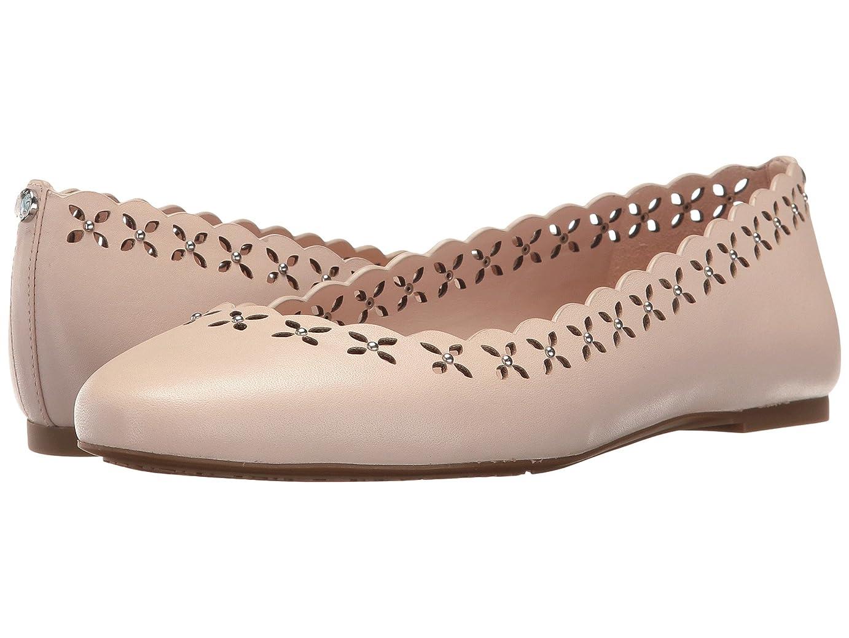 ケープスライム暗殺[マイケルコース] MICHAEL Michael Kors レディース Thalia Ballet フラットシューズ Soft Pink Vachetta US9(25.5cm) - M [並行輸入品]