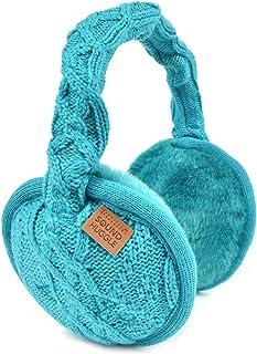 Sound Huggle Bluetooth Earmuffs Headphones - Gry Turquoise SHBEHG