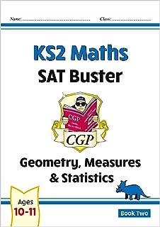 New KS2 Maths SAT Buster: Geometry, Measures & Statistics - Book 2