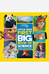 National Geographic Little Kids First Big Book of Science (Little Kids First Big Books) Kindle Edition
