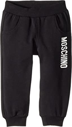 Moschino Kids - Sweatpants w/ Logo on Front (Infant/Toddler)