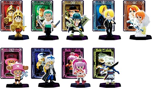 One Piece Collection Chapter of Thriller Bark 10 pieces