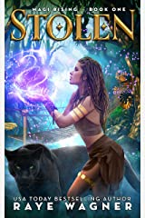Stolen (Magi Rising Book 1) Kindle Edition