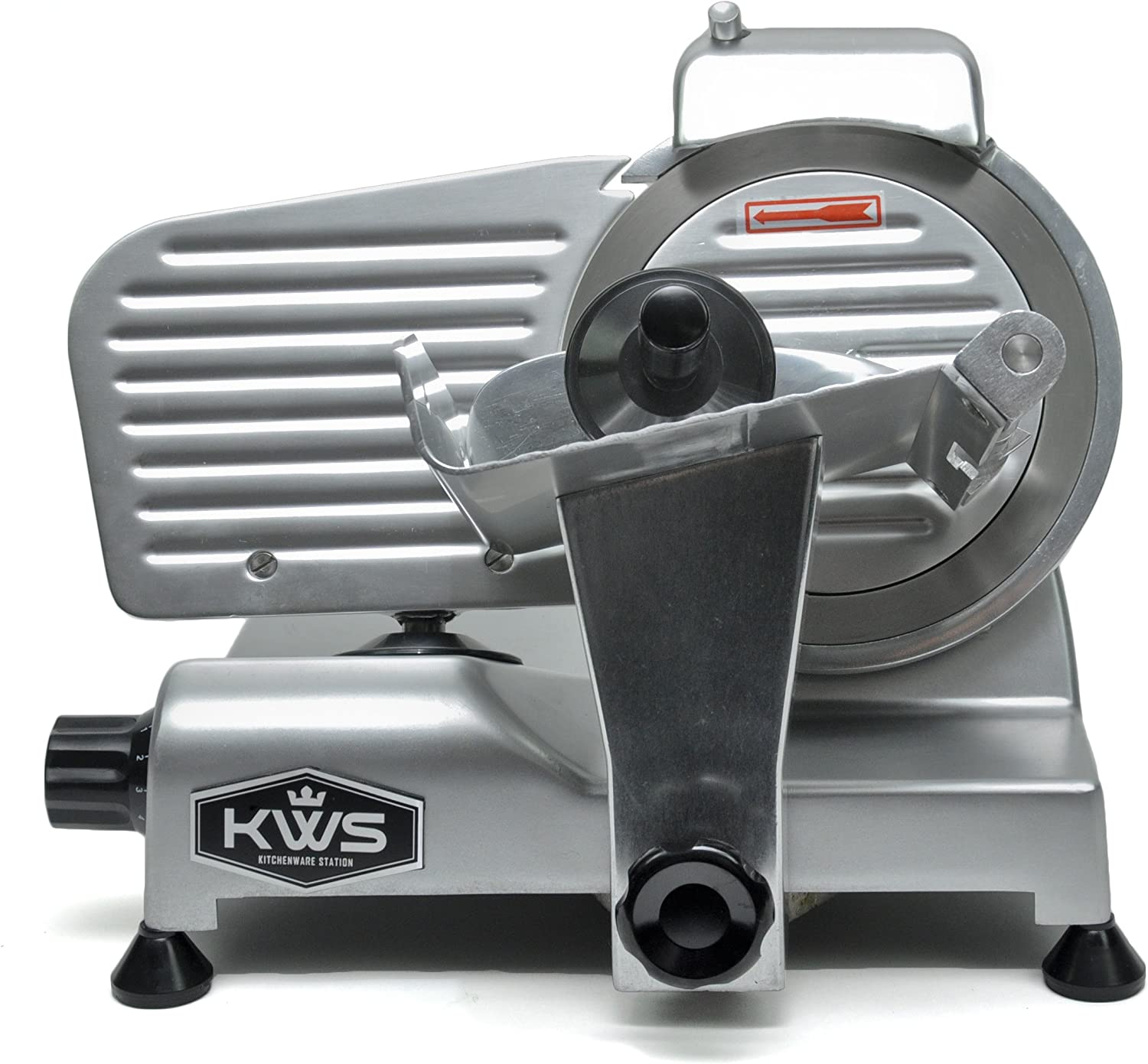 KWS Premium MS-6SS 200w Electric St Stainless Slicer 6-Inch famous Max 50% OFF Meat