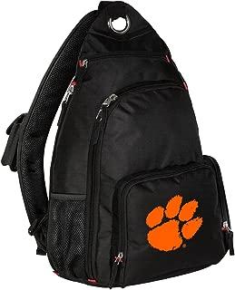 Broad Bay Clemson University Backpack Single Strap Clemson Tigers Sling Backpack