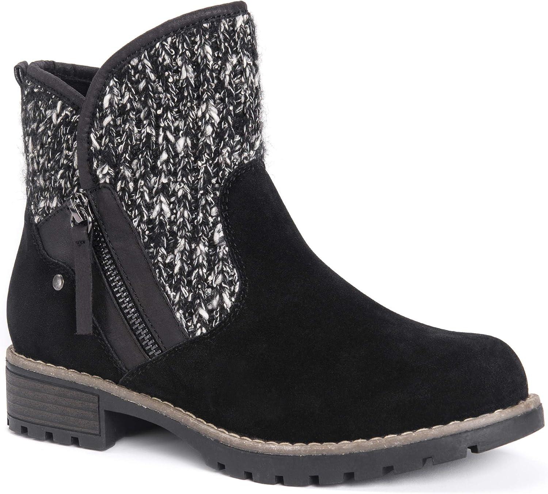 MUK LUKS Womens Women's Gerri Boots Fashion Boot