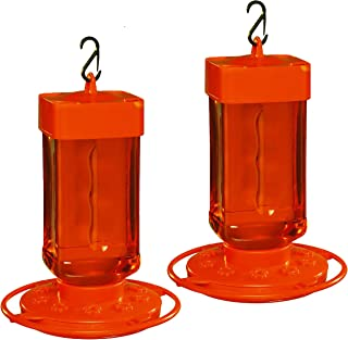 First Nature 3088 32-ounce Oriole Feeder (2 Pack)
