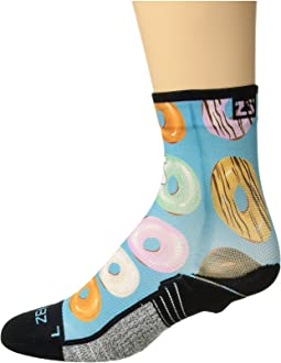 Zensah Foodie Socks Mini Crew
