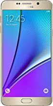 Samsung Galaxy Note 5 Verizon Wireless CDMA No-Contract 4G LTE Smartphone with Stylus Pen - Gold Platinum