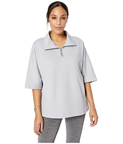 The North Face Slacker Short Sleeve Poncho (TNF Light Grey) Women