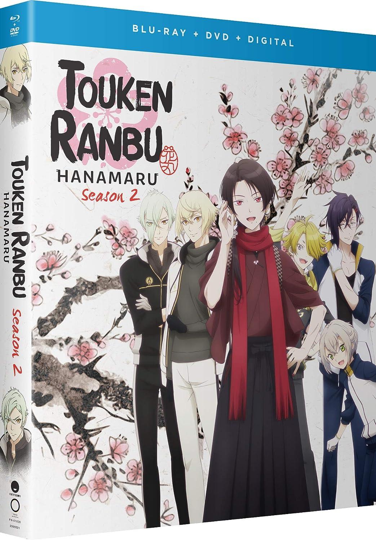 Our shop OFFers the best service Touken Ranbu: Hanamaru - Blu-ray Tulsa Mall Season Two