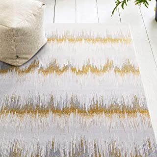 Best brown gold rug Reviews