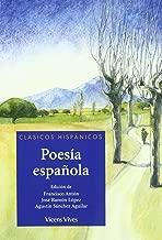 POESIA ESPAÑOLA+ ANEXO (CATALUNYA): 000002 (Clásicos Hispánicos) - 9788431697587