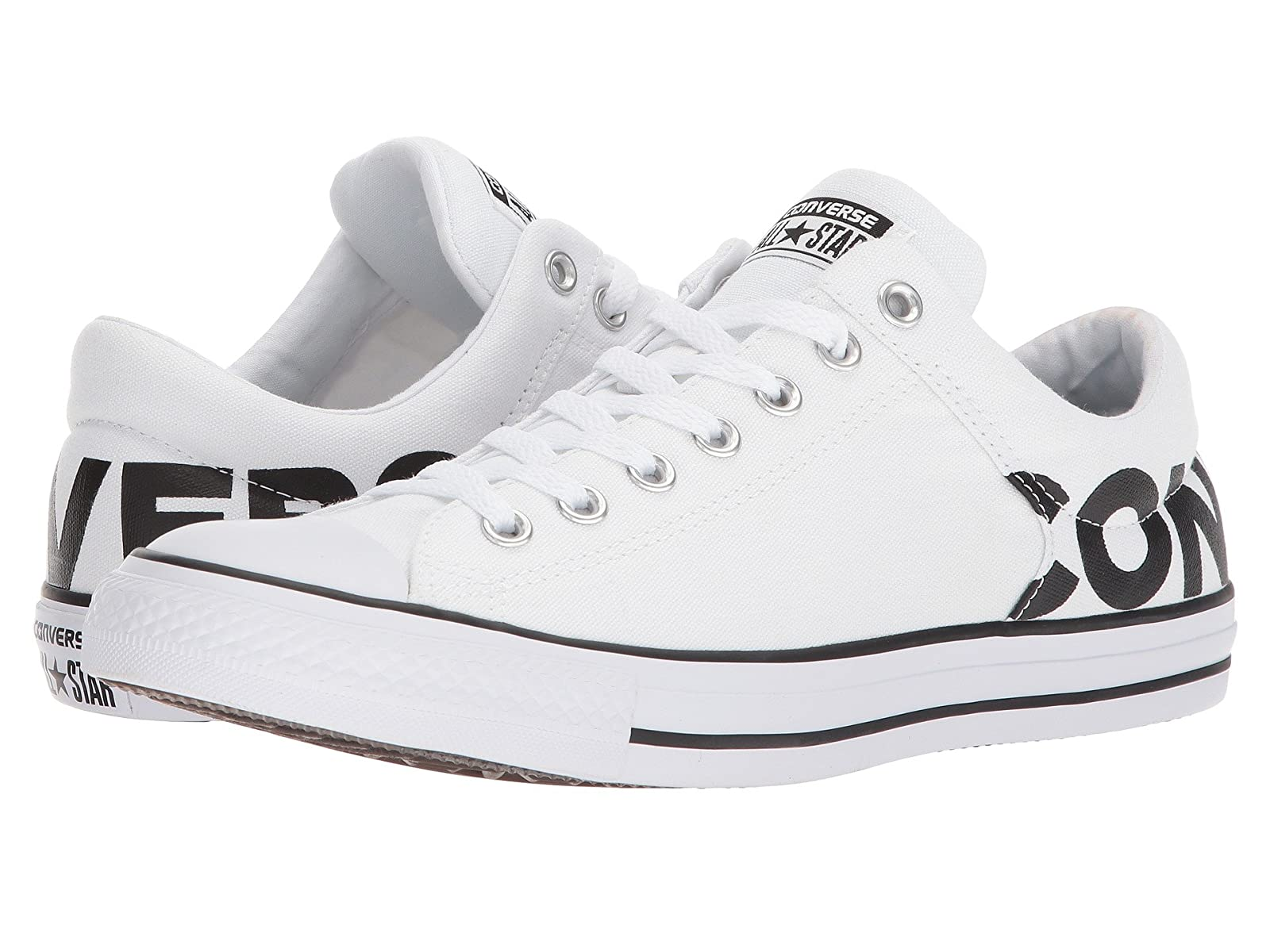 Converse Chuck Taylor® All Star® High Street Wordmark OxCheap and distinctive eye-catching shoes
