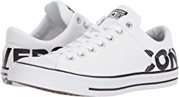 Converse - Chuck Taylor® All Star® High Street Wordmark Ox