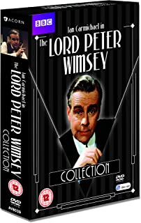The Lord Peter Wimsey Collection Five Red Herrings / The Nine Tailors / Murder Must Advertise / The Unpleasantness at the Bell NON-USA FORMAT, PAL, Reg.2 United Kingdom