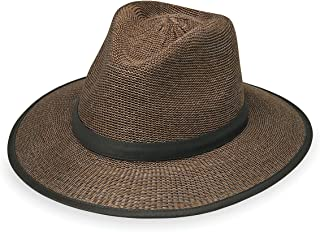 Men's Gabe Fedora - UPF 50+, Adjustable, Packable, Modern Style, Designed in Australia