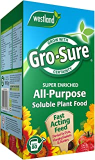Gro-Sure All Purpose Soluble Plant Food, 800 g