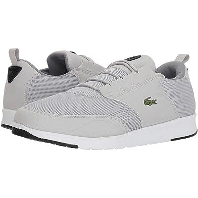Lacoste Caycen 318 1 P (Light Grey/White) Men