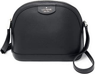 Sylvia X-Large Dome Leather Crossbody Bag