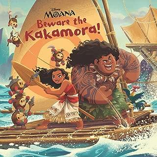 Moana: Beware the Kakamora! (Disney Storybook (eBook))