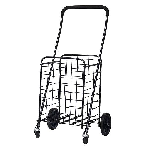 Metal Grocery Cart: Amazon.com