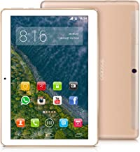 TOSCIDO 4G LTE Tablet PC 10-Zoll-Android 10.0, 4GB RAM, 64GB ROM, Octa Core, Dual-SIM,..
