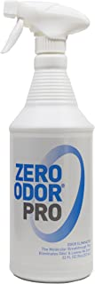 Zero Odor Pro - Commercial Strength Odor Eliminator - Neutralizer - Deodorizer - Smell Remover - Trigger Spray (32-ounce)