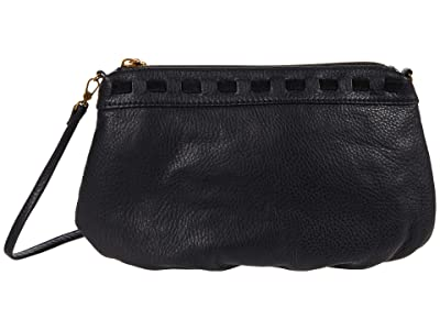 Hobo Birch (Black Velvet Hide) Handbags