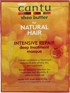 Cantu Shea Butter Intensive Repair Masque Pkts 1.75oz(6 Pieces)