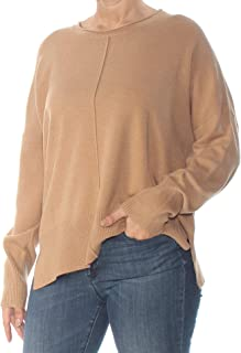 FRENCH CONNECTION Womens Beige Long Sleeve Top US Size: M
