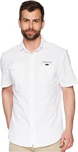 Solid Short Sleeve Harbor Shirt
