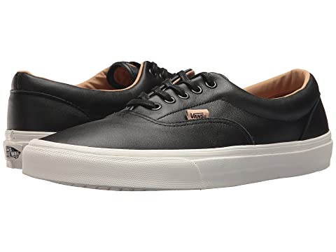 Vans Lux Porcini Negro Era Leather vqXx1vU