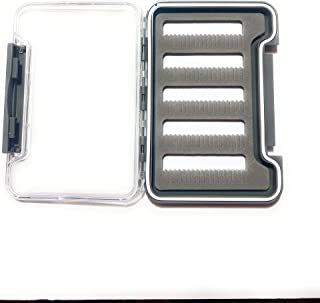 Lazy river road outfitters Slim Waterproof Fly Box 95 Fly Capacity