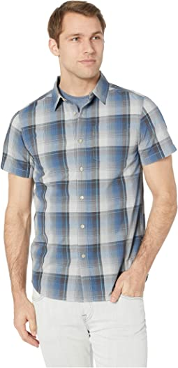 High-Rise Grey Ash Plaid