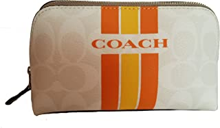 Coach Varsity Cosmetic Case Makeup Bag