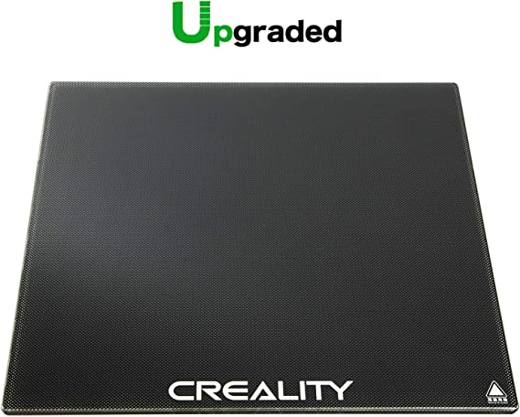 Creality Ender 3 Glass Bed Upgraded