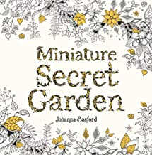 Miniature Secret Garden: A Pocket-sized Adventure Coloring Book Book PDF