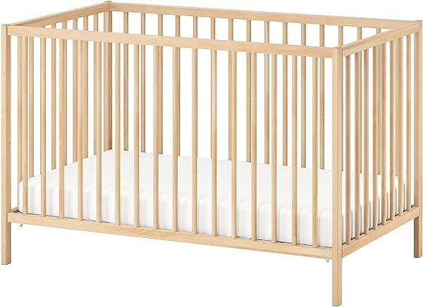 IKEA 502 485 41 Sniglar Crib Beech