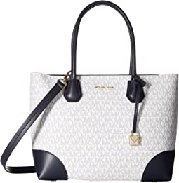 Mercer Gallery Medium East/West Top Zip Tote