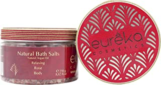Natural Bath Salts With Rose