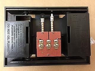 NuTone CECOMINOD007001 - Mecanismo de timbre para puerta, color blanco